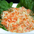 Salată de crudități light