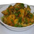 Mâncare de cartofi